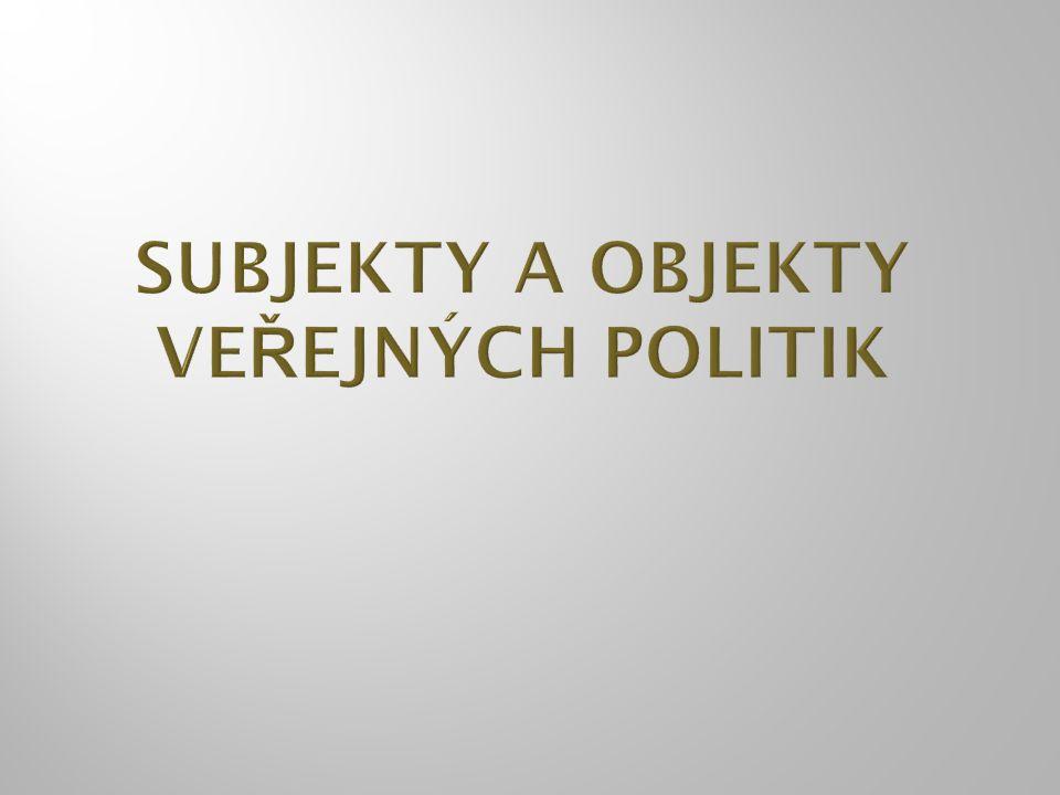  Teorie vládních selhání (VIZ veřejné finance)  Stát je prostředkem k prosazování sobeckých individuálních či skupinových zájmů politiků a úředníků.