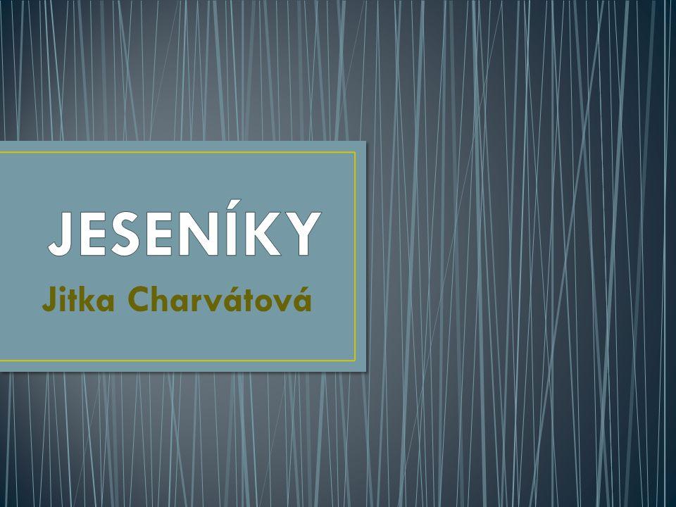 Jitka Charvátová