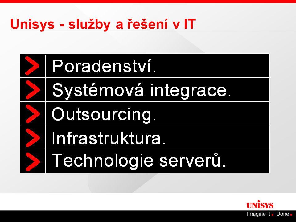 Unisys - služby a řešení v IT