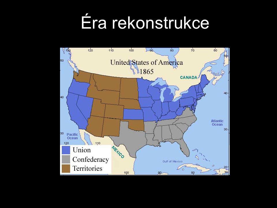 Éra rekonstrukce 1863-1877