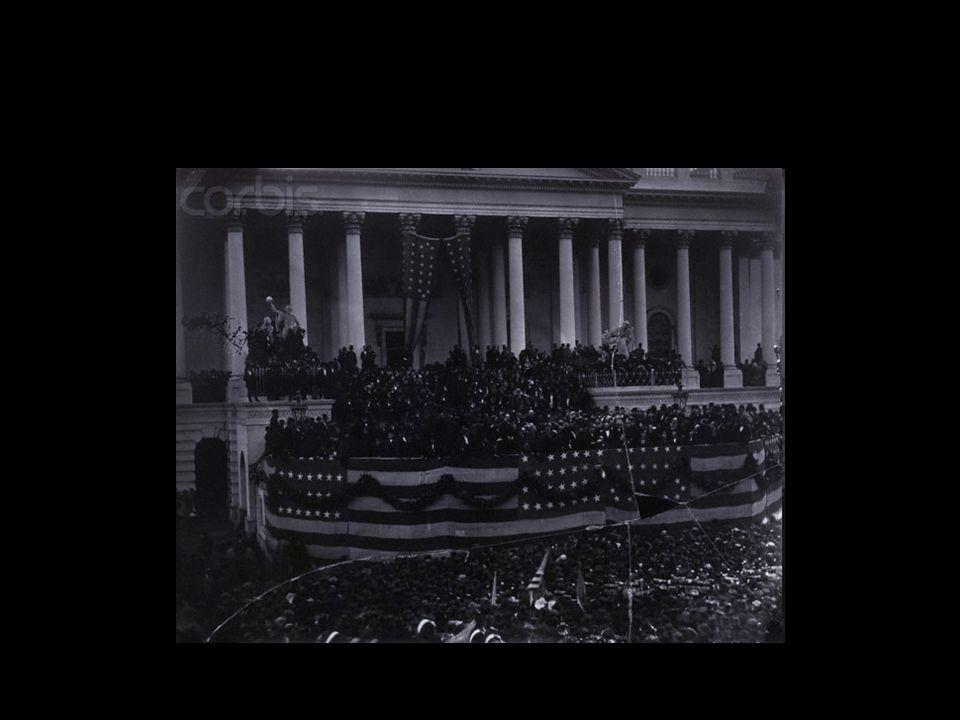 Inaugurace 1868