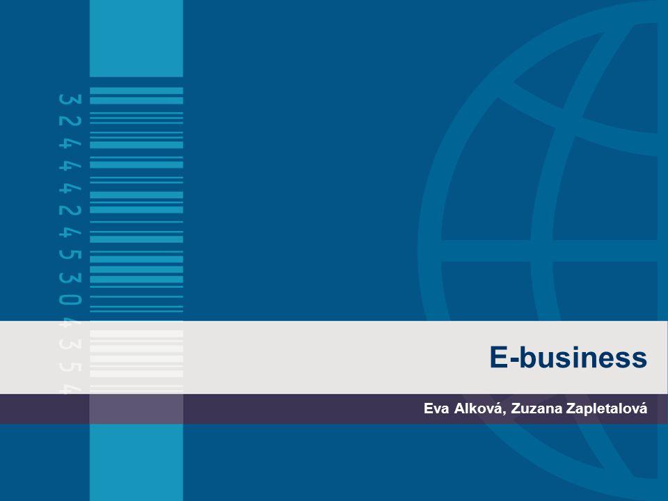 E-business  Elektronické podnikání  Využívá webové technologie a automatizované softwarové systémy  Podle příručky Hospodářské komory ČR lze vymezit 6 okruhů E-marketing E-bezpečnost E-shop E-aukce E-banking E-fakturace