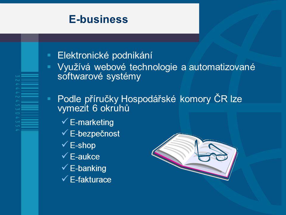 Zdroje  [1] Kozák, D.2007: Příručka e-Busimess  online .