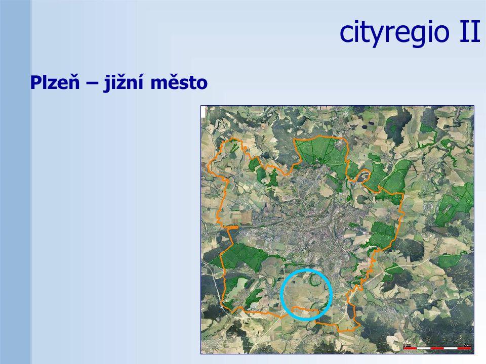 cityregio II Plzeň – jižní město