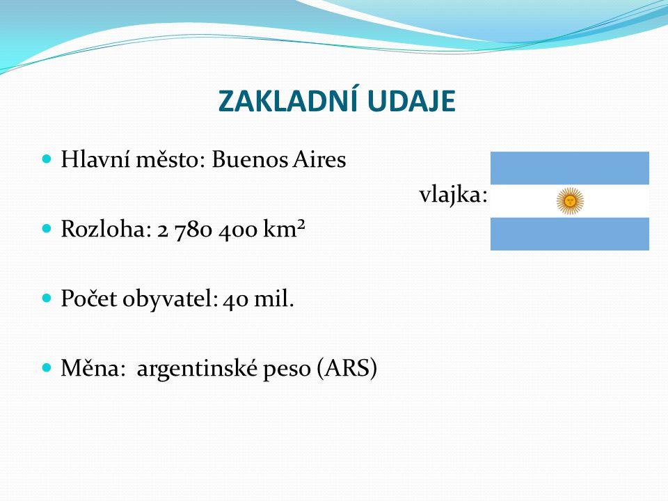 Hymna Název: Himmo Nacional Argentino Text: Vicente Lopez Planes Hudba: Blas Parera Byla složena roku 1813 argentínská hymna