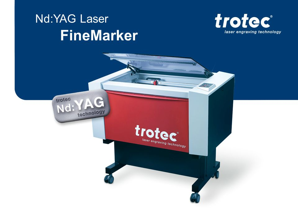 Nd:YAG Laser FineMarker