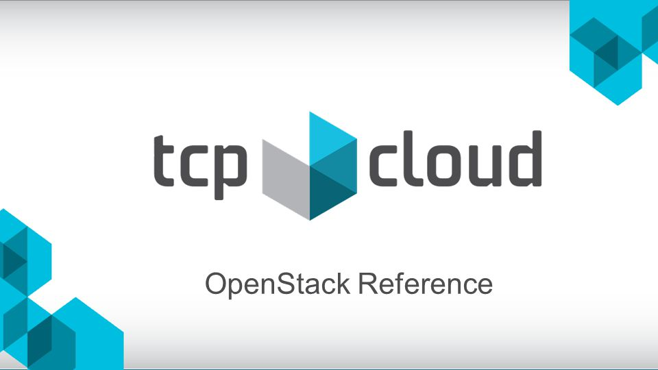 OpenStack Reference