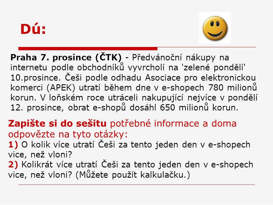 Dú: Praha 7.
