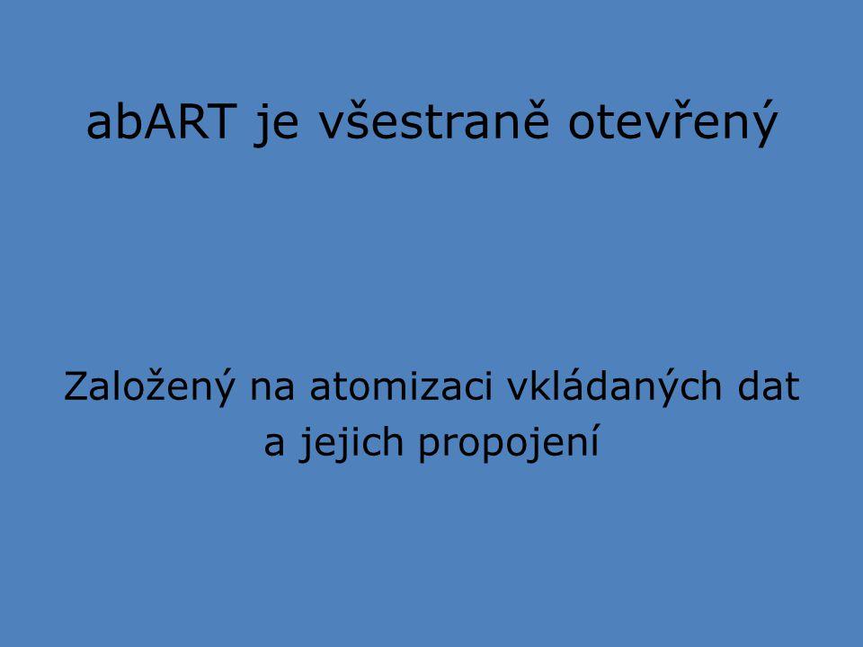 abART by se mohl stát MEZISTUPNĚM - navrhovatelem nových autoritních personálních záznamů z oblasti výtvarného umění