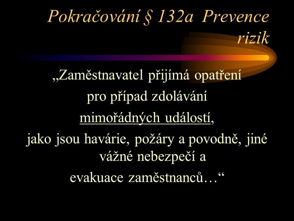 …k tomu další legislativa Vyhláška 246/2001 Sb.o požární prevenci Zákon 353/99 Sb.