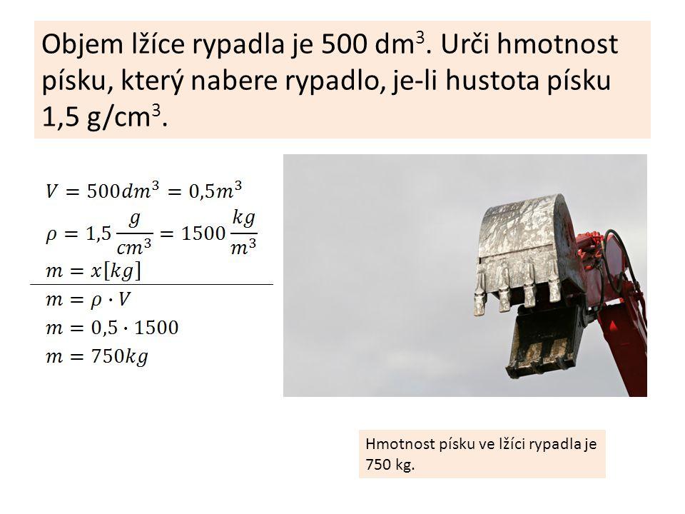 Lahvička o objemu 100 ml je naplněna rtutí.Jaká je hmotnost rtuti v lahvičce.