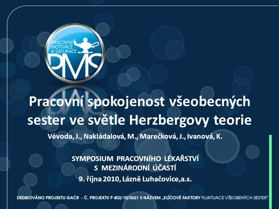 Děkuji za pozornost Přednáška je dedikována projektem GaČR č. P 403/10/0621