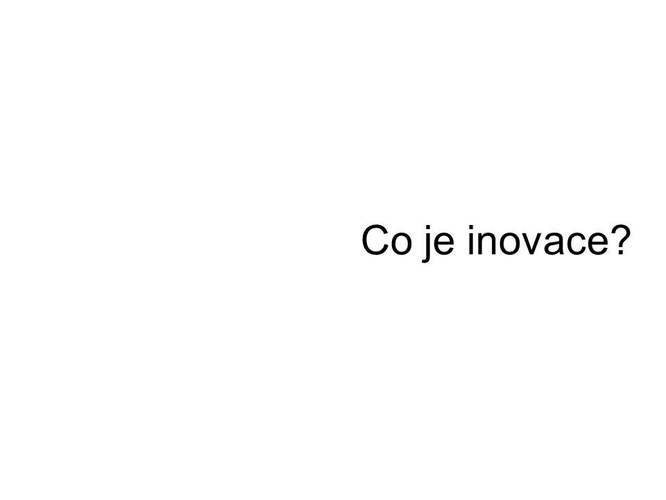 Co je inovace