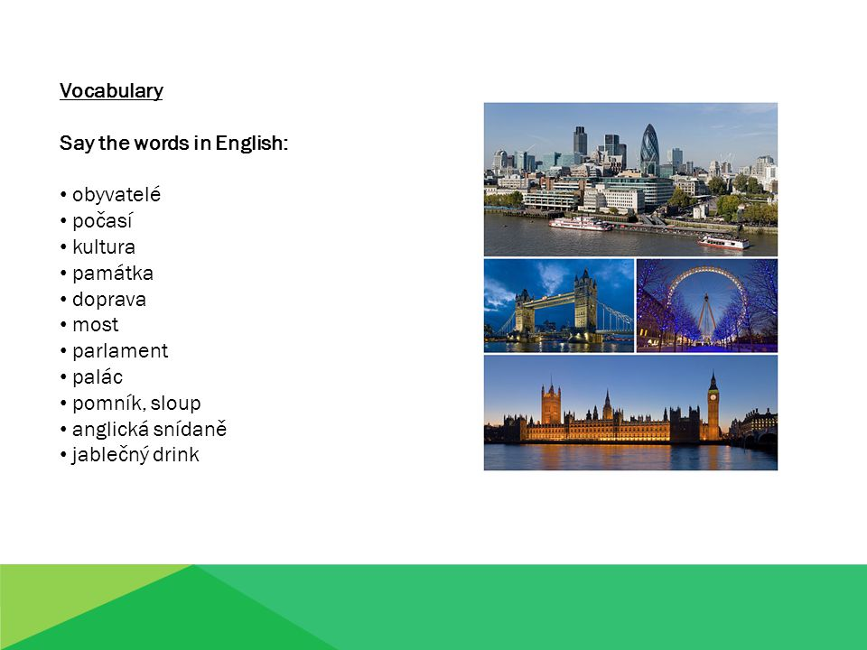 London What basic facts do you know abou London.Whaz sightseeings are there.
