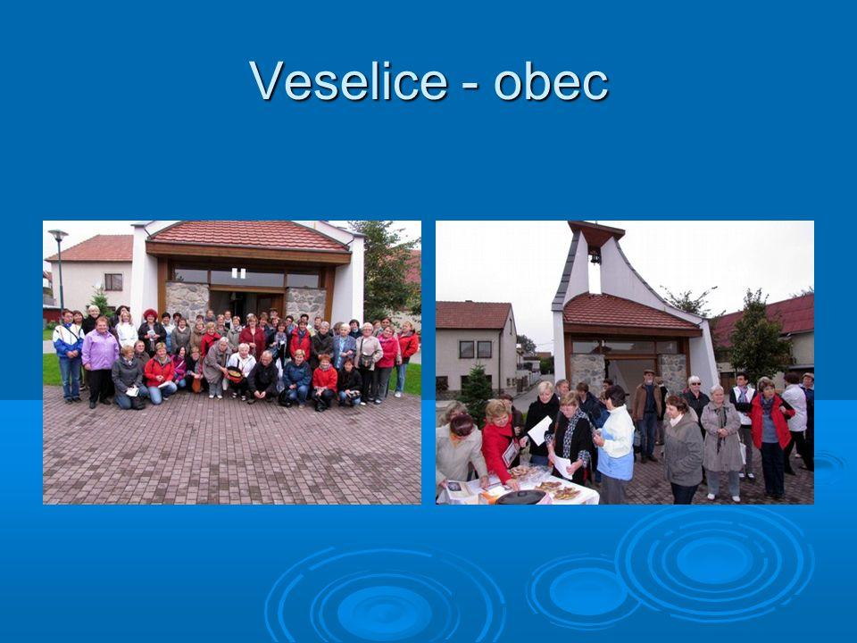 Veselice - obec