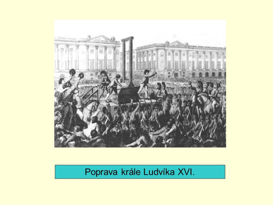 Poprava krále Ludvíka XVI.
