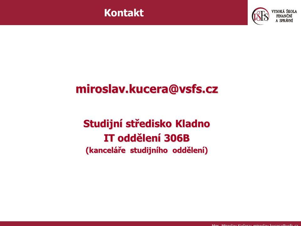 Mgr. Miroslav Kučera; miroslav.kucera@vsfs.cz Typy a vlastnosti fcí x y Mocninné: