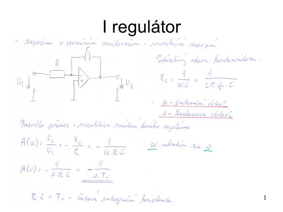 6 I regulátor