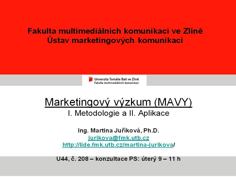 Ústav marketingových komunikací b