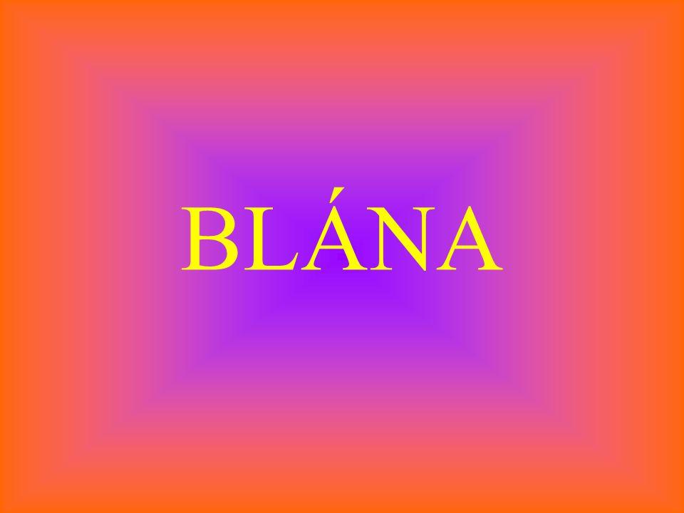 BLÁNA