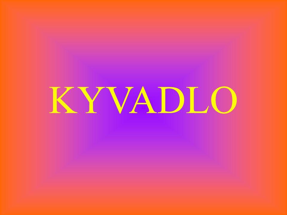 KYVADLO
