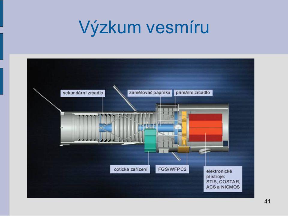 Výzkum vesmíru 41
