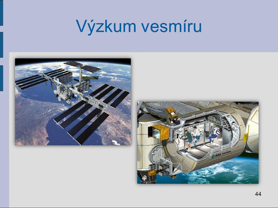 Výzkum vesmíru 44