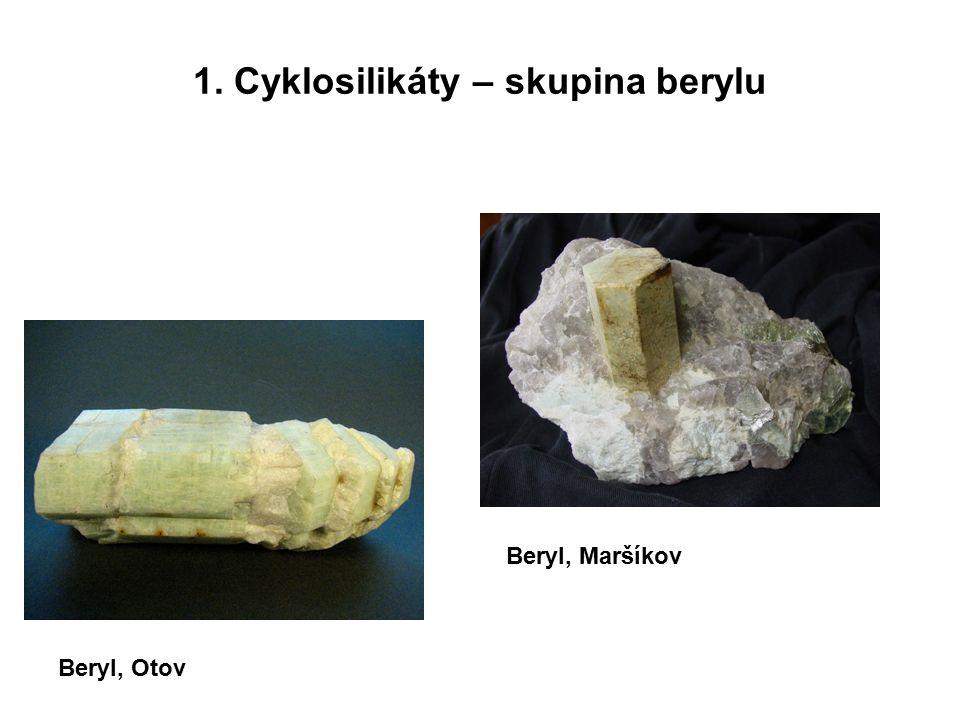 Beryl, Maršíkov Beryl, Otov