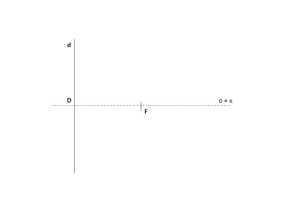 o = x F d D