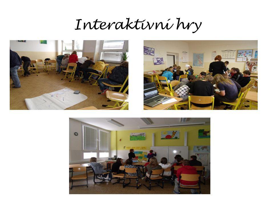 Interaktivní hry