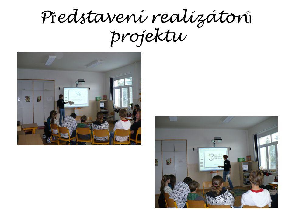 Prezentace a výklad lektorek
