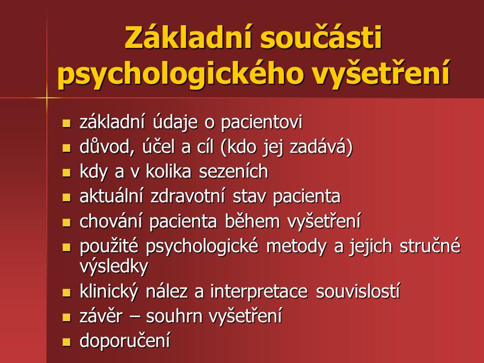 kognitivní oslabení u schizofrenie je definováno jako poškození 2 nebo více ze 3 oblastí kognitivních funkcí kognitivní oslabení u schizofrenie je definováno jako poškození 2 nebo více ze 3 oblastí kognitivních funkcí –pozornosti nebo vigilance (udržovaná pozornost) –paměti (schopnost učit se nové informace nebo vybavit dříve naučené informace) –exekutivních funkcích tyto deficity se mohou objevit na pozadí generalizovaného nebo celkového deficitu (např.