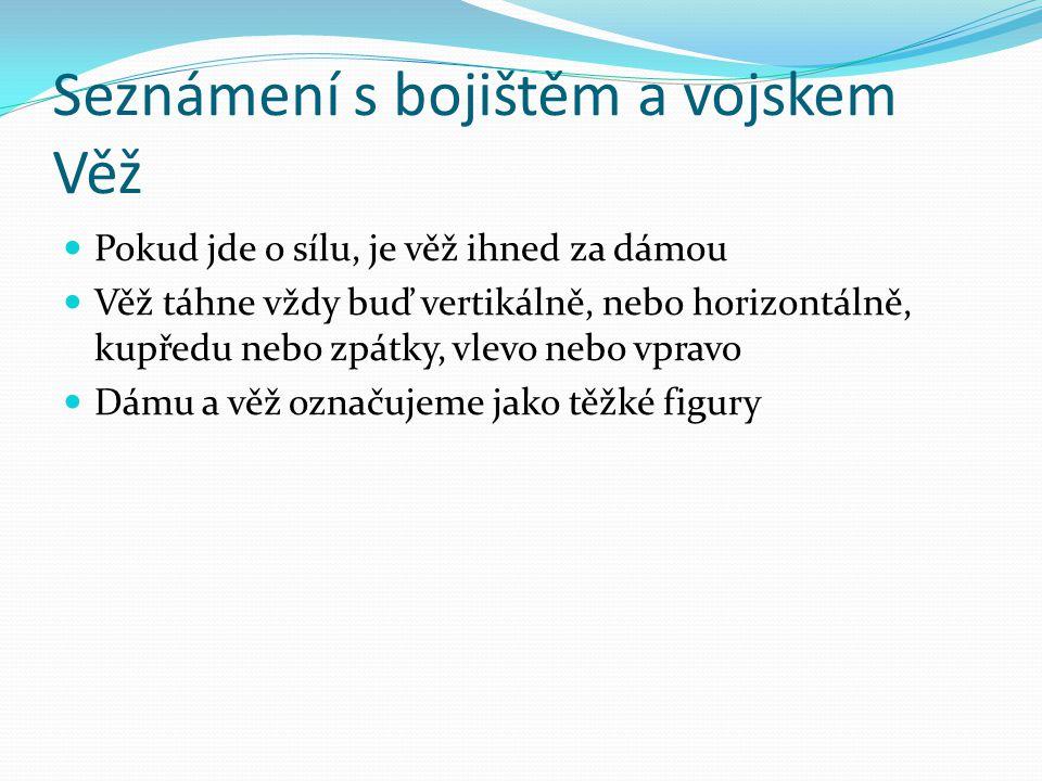 """Řeč šachových figur- písemné zaznamenávání II Příklad zápisu jednoduché léčky zvané """"ovčácký mat , která je ukázána na animaci vpravo: e4 e5 Dh5?."""