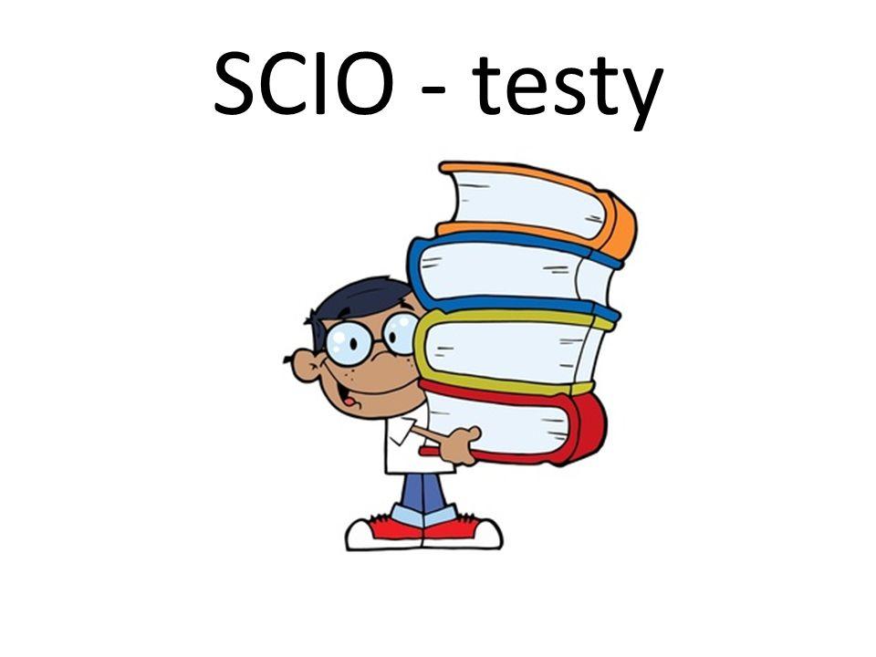 SCIO - testy