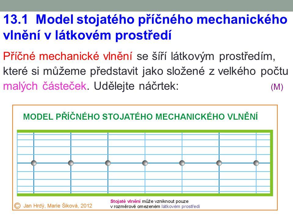 Anotace Materiál opakuje a procvičuje základní pojmy a vztahy z nauky o mechanickém vlnění.