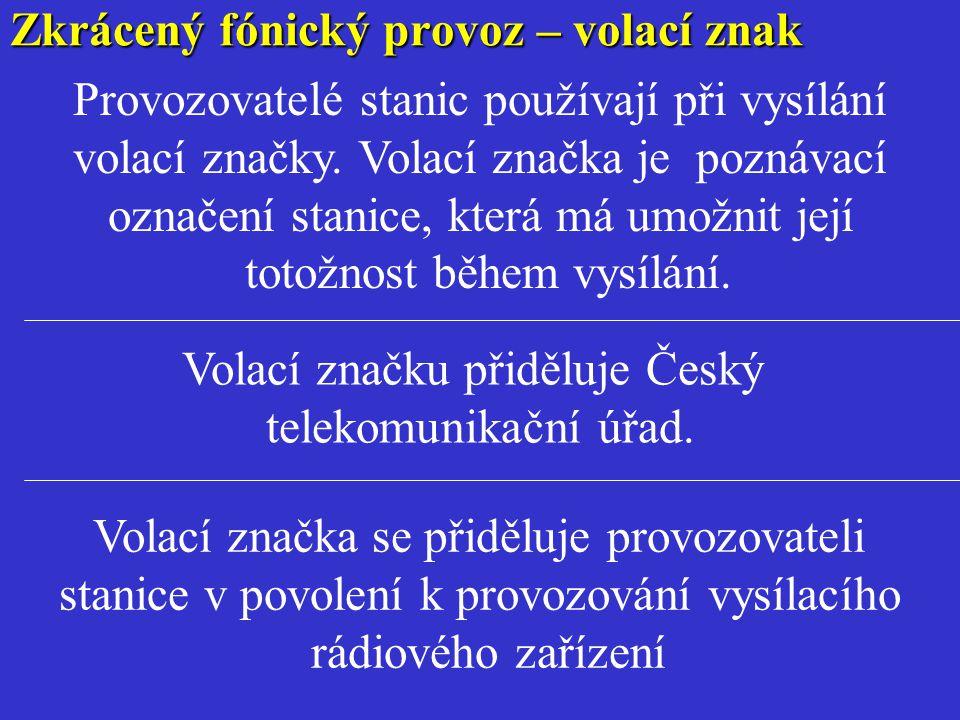 Zpracoval: Ing. Otakar Koucký Téma I/1 Organizace, metodika spojení Zkrácený fónický provoz v rádiové sítiZkrácený fónický provoz v rádiové síti Běh S
