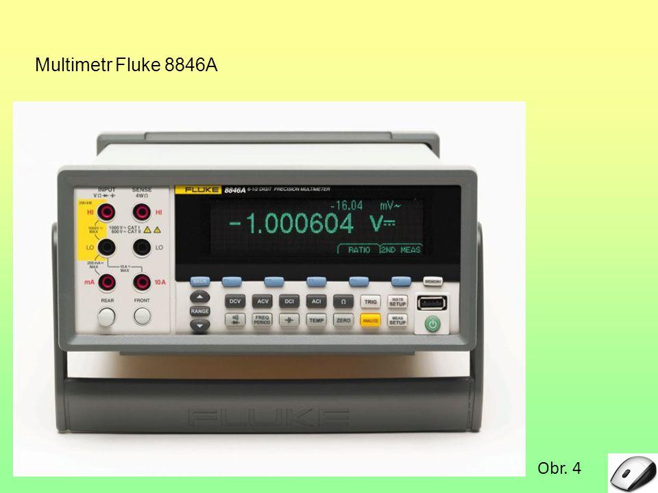 Multimetr Fluke 8846A Obr. 4
