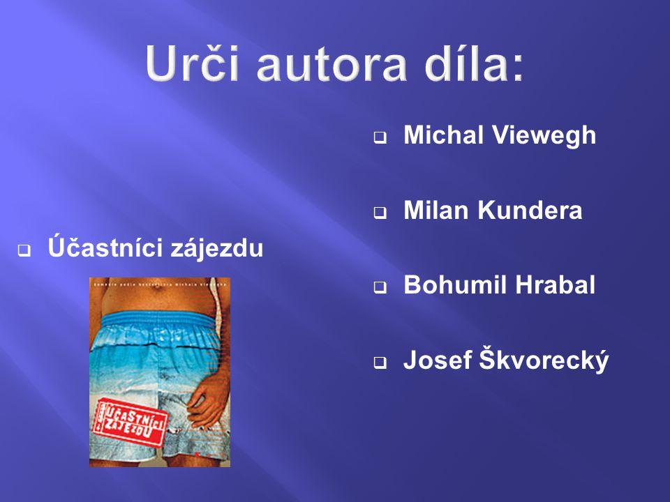  Psohlavci  Vladimír Páral  Milan Kundera  Alois Jirásek  Bratři Mrštíkové