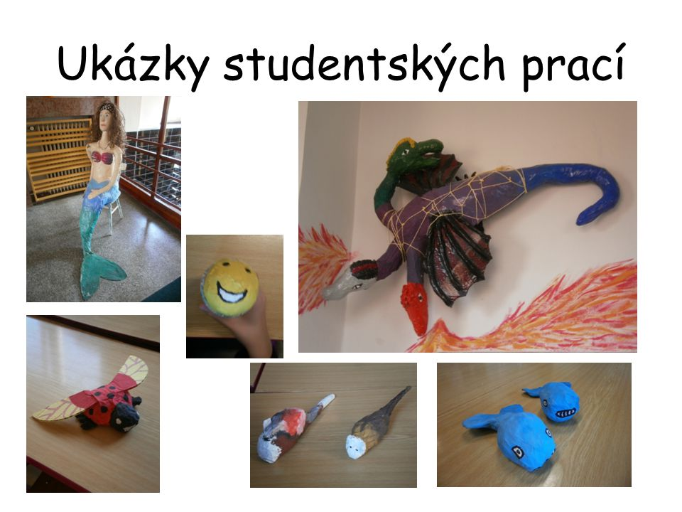 zdroje Foto: Archiv studentských prací Mgr.