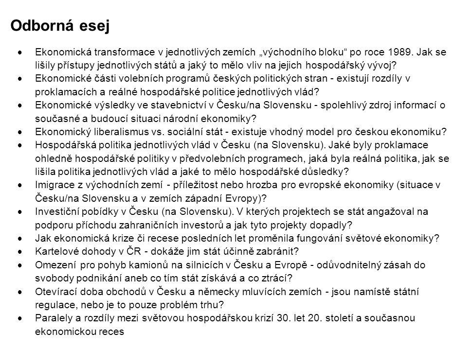 - kvalitativní výzkum vztahu lidí k literatuře a čtení http://cteni2014.vyplnto.cz - dotazník obsahuje 4 otevřené otázky, na které je potřeba odpovědět delším souvislým textem; proto prosím oslovujte pouze lidi, u kterých se dá předpokládat, že to zvládnou - 4 věkové kategorie: -29, 30-39, 40-49, 5+; z každé je potřeba získat alespoň 2 respondenty - hodnocení: 3 body za 10 respondentů - v poslední otázce je třeba uvést Příjmení a Jméno studenta FMK (tedy Vaše), na jehož konto dotazník jde Termín odevzdání: 2.