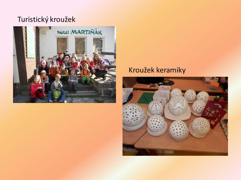 Turistický kroužek Kroužek keramiky