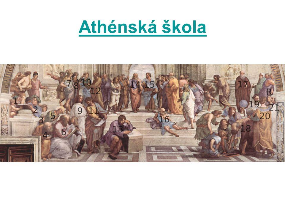 Athénská škola