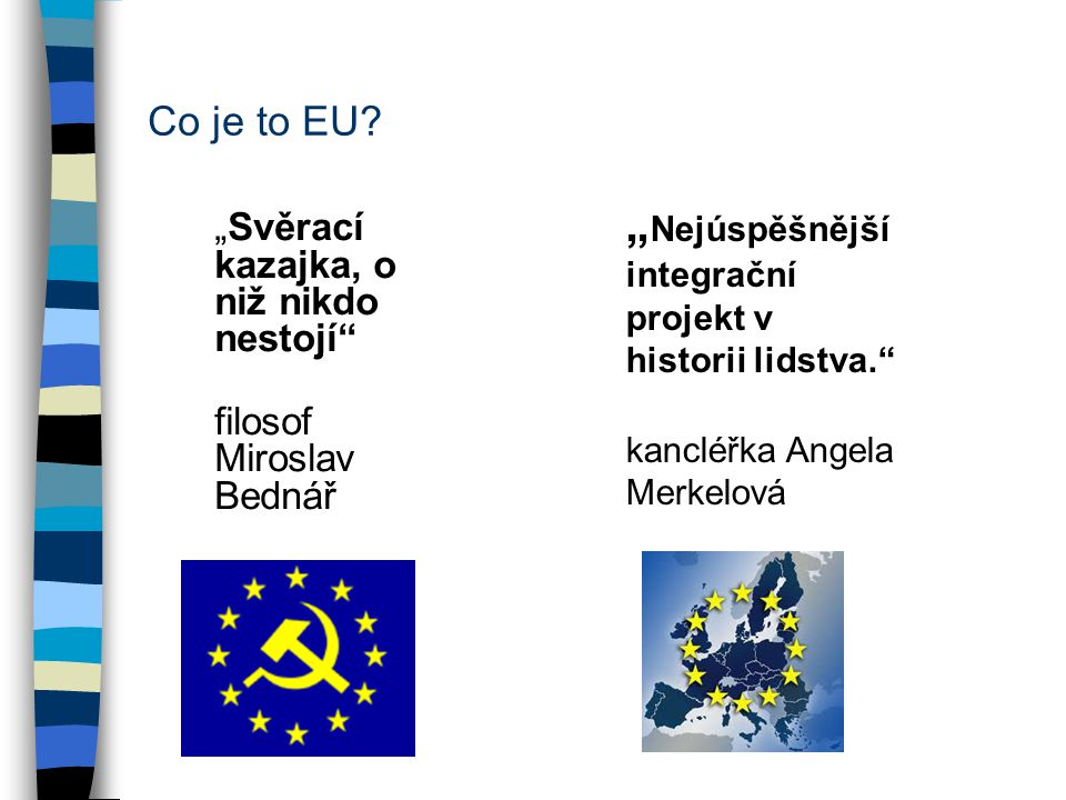 Co je to EU.