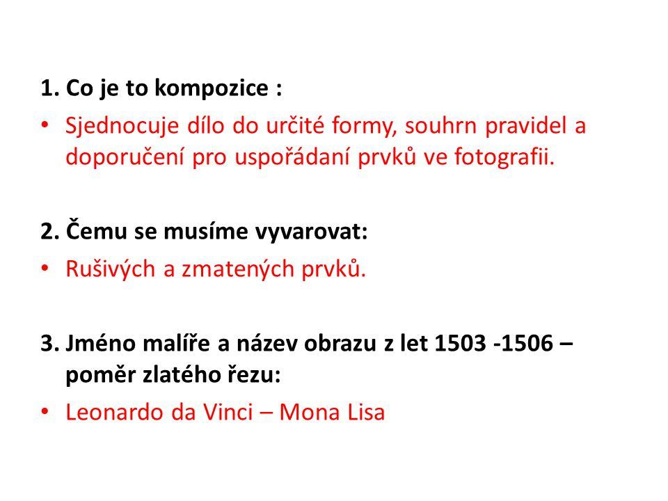 29.Co je pasparta: Je materiál, karton, do jehož výřezu se vkládá obraz, kresba nebo fotografie.