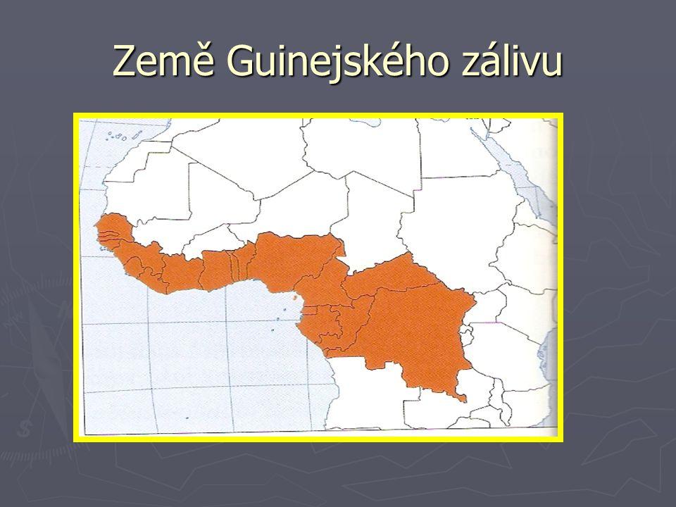 Země Guinejského zálivu