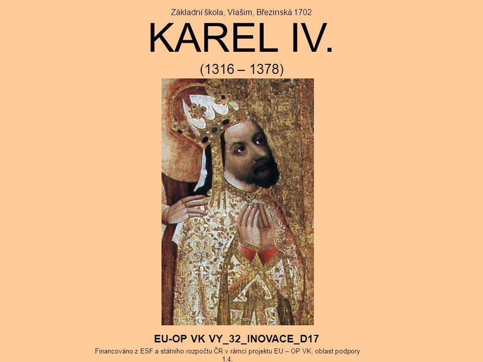 Život Karla IV.