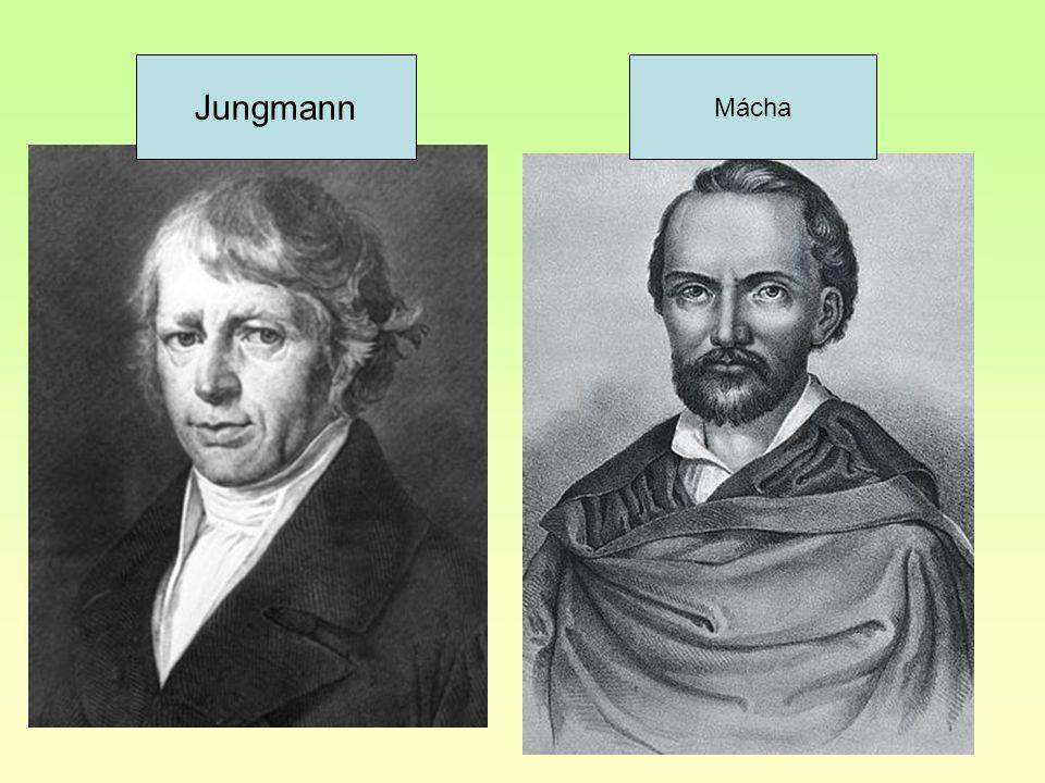 Jungmann Mácha