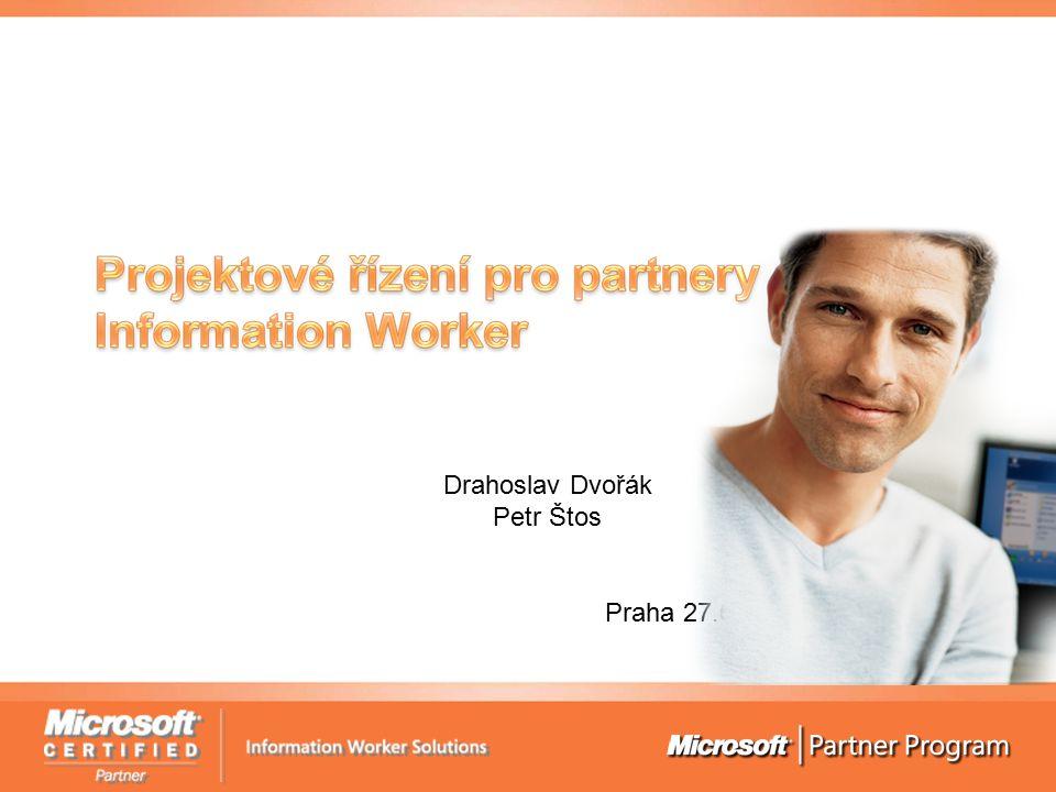 Drahoslav Dvořák Petr Štos Praha 27.6. 2006