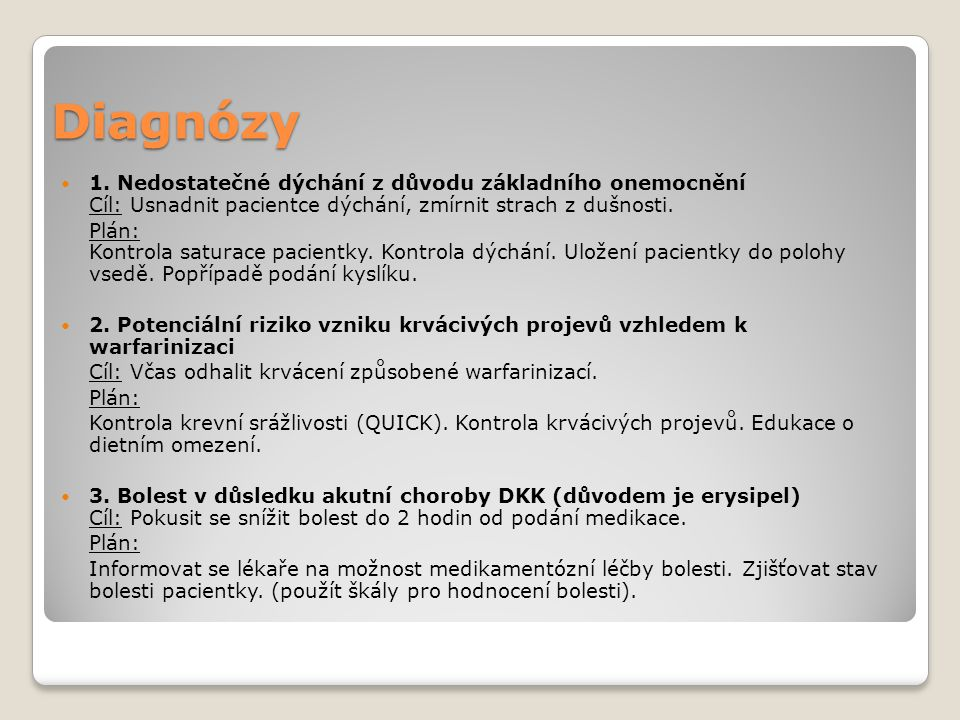Diagnózy 4.