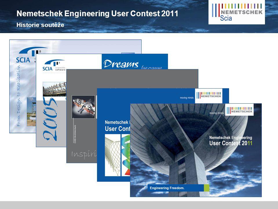 Nemetschek Engineering User Contest 2011 Historie soutěže